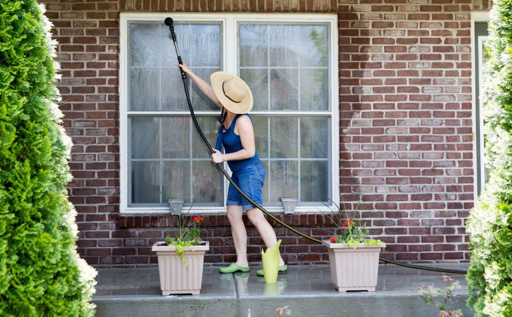 Why You Should Clean Outside Windows?